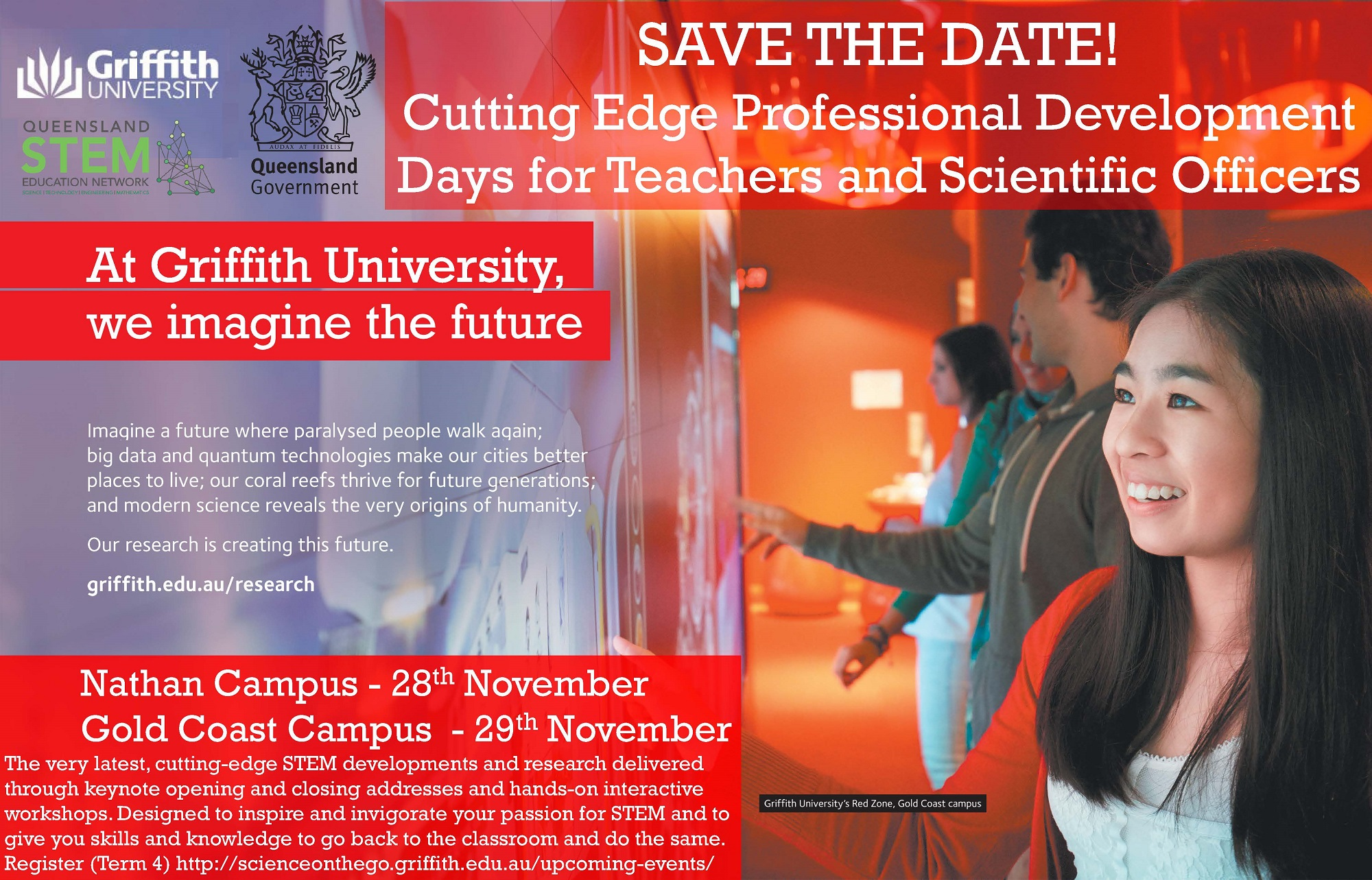 Cutting Edge Science Conference