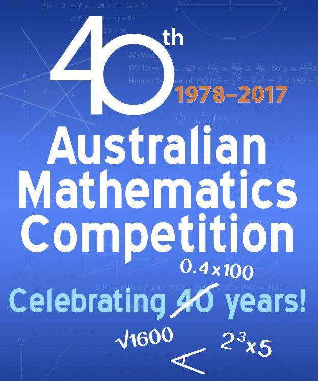 Australian Mathematics Competition 2017