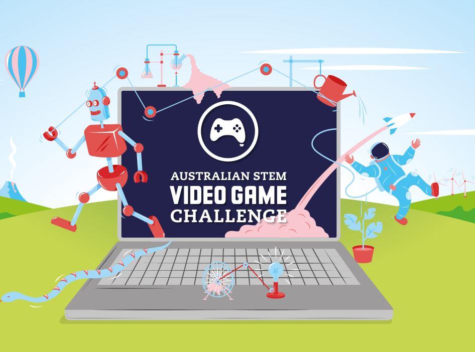 Australian STEM Video Game Challenge