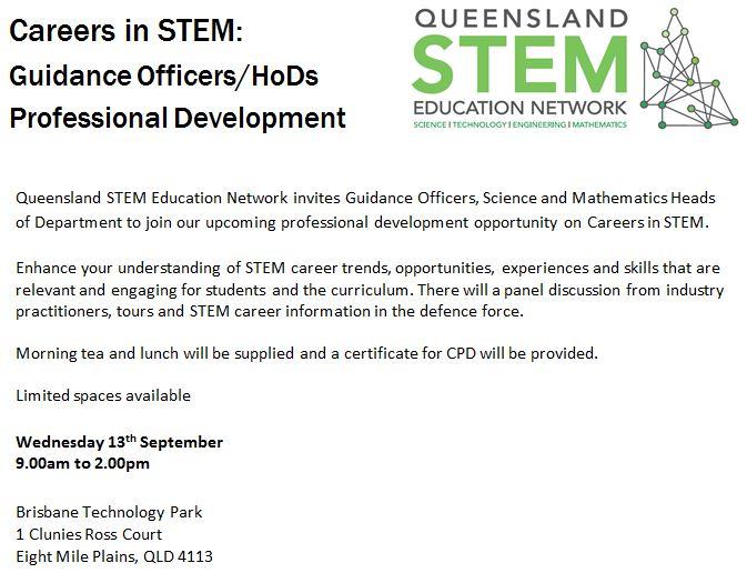 STEM Careers Awareness Event
