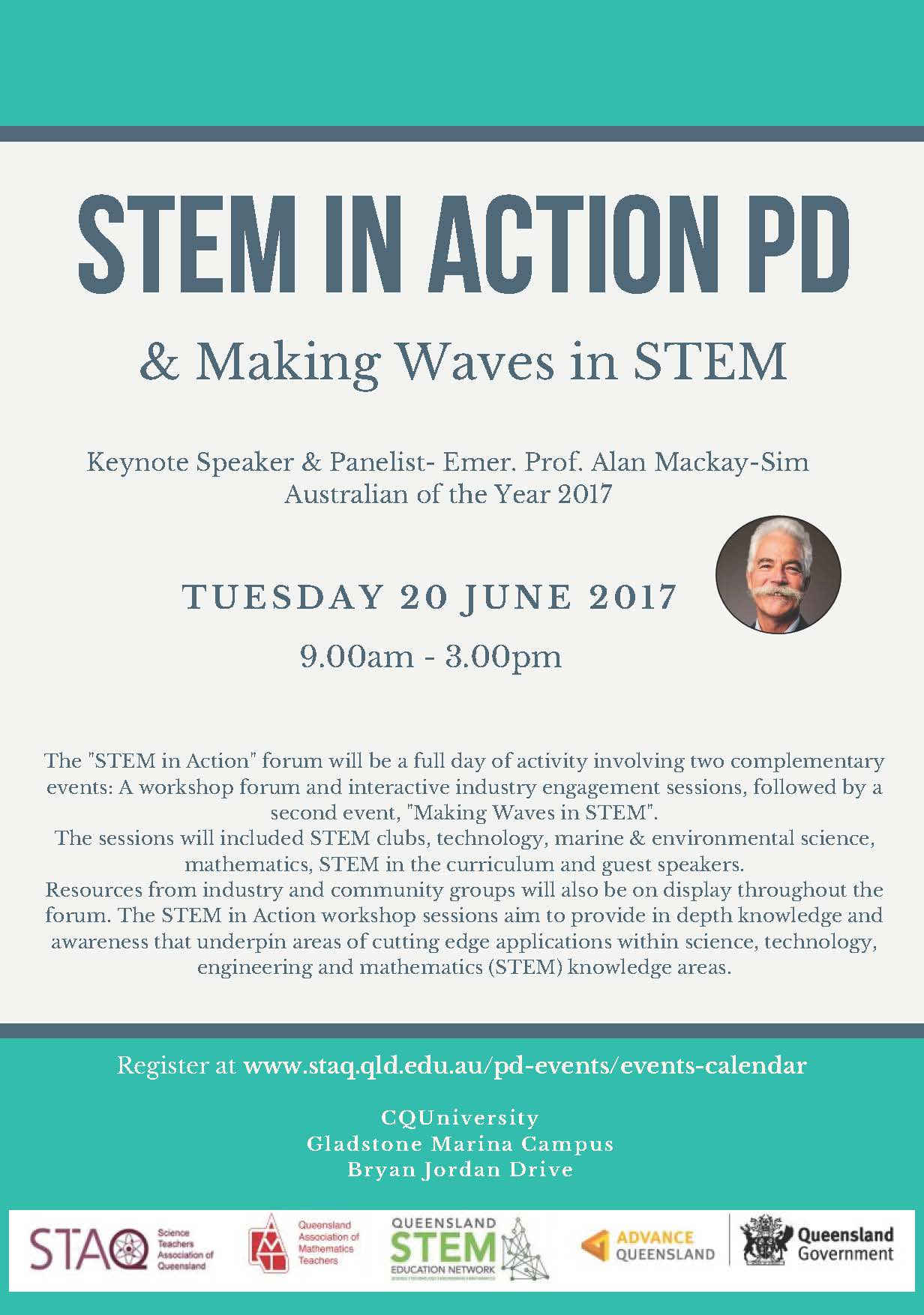STEM in Action PD