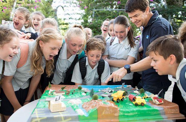 Green Heart Schools Future BNE Challenge – World Science Festival 2018
