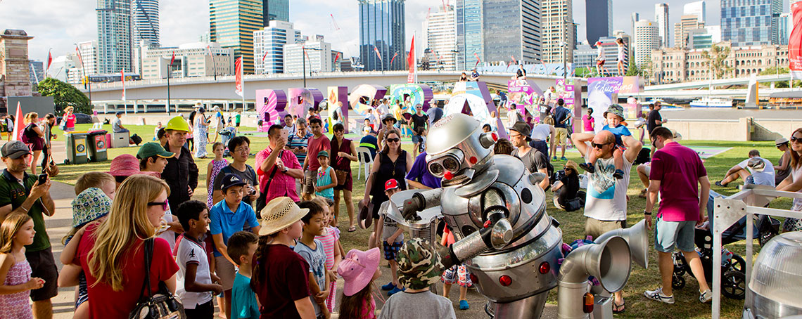 World Science Festival, Brisbane